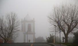 L'église de Myst photographie stock libre de droits