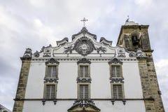 L'église de Nossa Senhora font le ¡ Rio de Rosà dans Olhao Algarve, Portugal Photos libres de droits