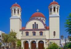 L'église de quatre martyres Images stock