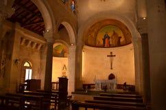 L'église de Saint Joseph Image libre de droits
