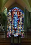L'église de Saint Nicolas à Bruxelles image libre de droits