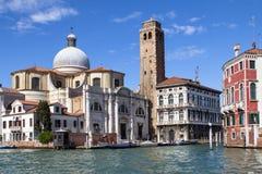 L'église de San Geremia, Venise, Italie photo stock