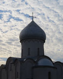 L'église de sauveur sur Nereditsa Image libre de droits