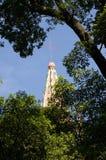 L'église de Shamian Images libres de droits