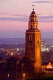 L'église de St Anne, Shandon, liège Images libres de droits