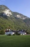 L'église de St Bartholomew au lac Koenigssee près de Berchtesgaden, Photos libres de droits