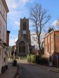 L'église de St Giles image libre de droits