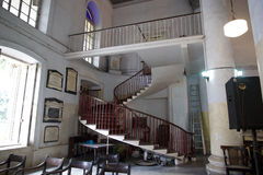 L'église de St John, Kolkata, Inde Photos stock