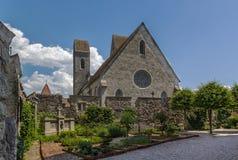 L'église de St John, Rapperswil Photos libres de droits
