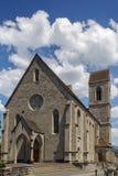 L'église de St John, Rapperswil Images stock