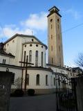 L'église de St Mary (autrefois église de notre Madame de la pitié) photos stock