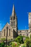 L'église de St Mary, Witney, Oxfordshire, Angleterre, R-U Images libres de droits