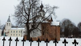 L'église de St Paraskeva-vendredi Photographie stock libre de droits