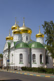 L'église de St Sergius de Radonezh Photo stock