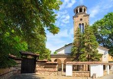 L'église de St Sofronii Vrachanski, Vratsa, Bulgarie Photos libres de droits