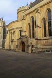 L'église de temple, Londres Image stock