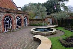 L'église de tombeau de notre Madame de Walsingham, Angleterre photos stock