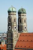 L'église des femmes de Munich image stock