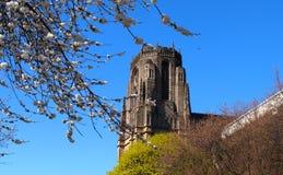 L'église du nom saint de Jésus à Manchester, Angleterre Image stock