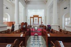 L'église du ` s de St George est une Église Anglicane du 19ème siècle dans la ville de George Town à Penang, Malaisie Photo stock