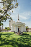 L'église du ` s de St George est une Église Anglicane du 19ème siècle dans la ville de George Town à Penang, Malaisie Photo libre de droits