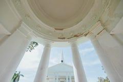 L'église du ` s de St George est une Église Anglicane du 19ème siècle dans la ville de George Town à Penang, Malaisie Images libres de droits