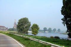 L'église du ` s de St Martin dans Cuijk Photos libres de droits