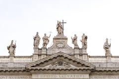 L'église est haute Photo libre de droits