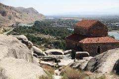 L'église géorgienne Photos libres de droits