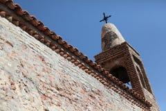 L'église géorgienne Images libres de droits