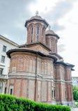 L'église Kretzulescu Photos stock