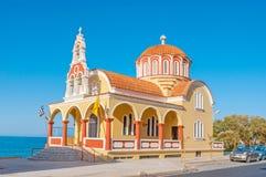 L'église moderne Photos libres de droits