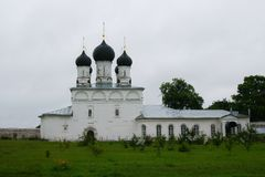 L'église orthodoxe Photo stock