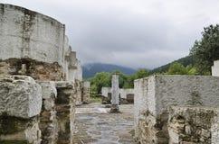 L'église ronde Image stock