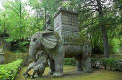 L'éléphant Photo libre de droits