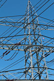 L'électricité Photographie stock libre de droits
