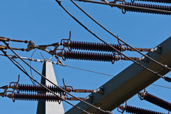 L'électricité Image stock