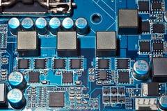 L'électronique Photo libre de droits