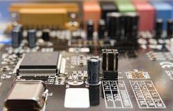 L'électronique Photographie stock