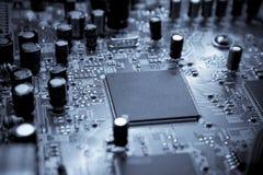 L'électronique Photos stock