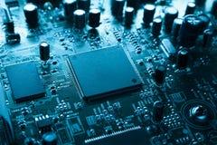 L'électronique Photographie stock libre de droits