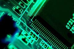 L'électronique Images libres de droits