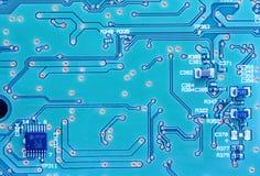 L'électronique d'ordinateur Image libre de droits