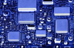 L'électronique d'ordinateur Photo libre de droits