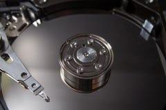 L'électronique de chute de disque dur Image stock