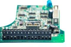 L'électronique large Image libre de droits
