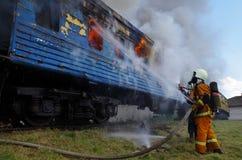 L'élimination de l'accident Photographie stock libre de droits