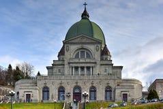 L'éloquence de Saint Joseph - Montréal, Canada Images libres de droits