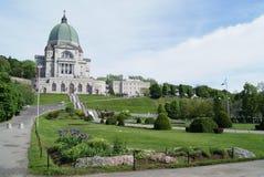 L'éloquence de Saint Joseph, Montréal, Montréal, Québec Images libres de droits
