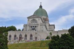 L'éloquence de St Joseph au bâti royal à Montréal Image stock
